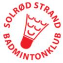 Logo Solrød badminton