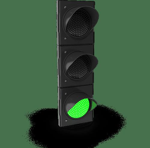 Trafiklys Grønt Lys